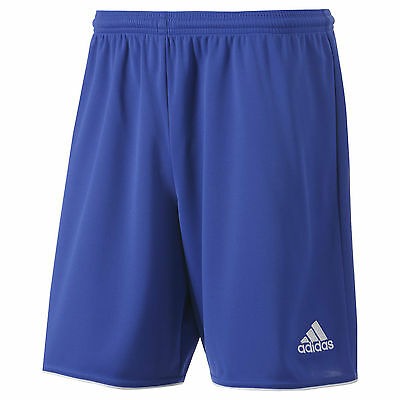 Adidas Parma II Football Teamwear Shorts Blue/White