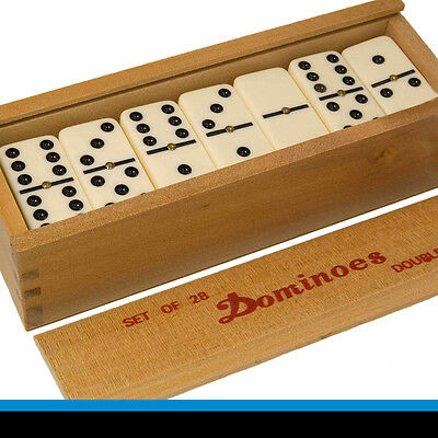 Club Dominoes Double Six Set of 28