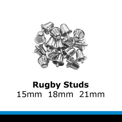 Rugby Football Studs 15mm, 18mm, 21mm
