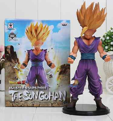 Dragon Ball Z Master Stars Piece MSP The Son Gohan PVC Action Figure Collectable