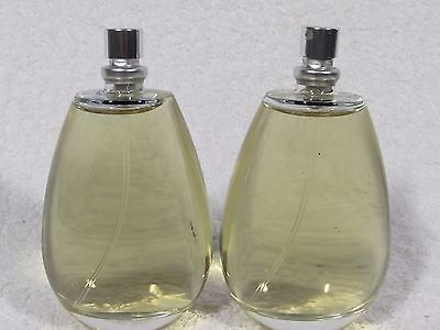 Lot Of 2 Shi Alfred Sung 3.4 Oz Edp Spray No.box.no.cap Woman Hard Find Vintage