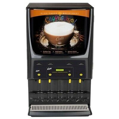 Curtis PCGT4 Cappuccino Dispenser - 4 Station **NEW** Authorized Seller