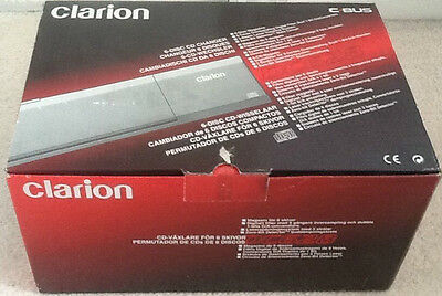 Clarion DC628 cd changer Complete Kit  Brand New In Original Box