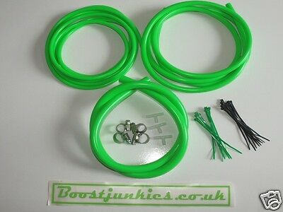 Nissan Silvia S13/S14/S15  Green Vacuum Hose Engine Dress Up Kit