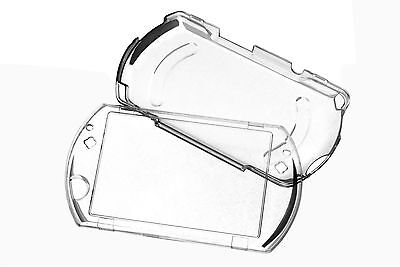 Clear Crystal Case for Sony PSP Go