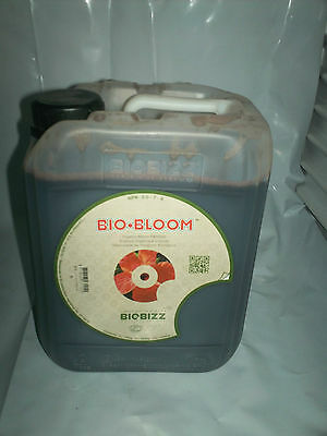 Biobizz Bio bizz Biobloom 10l fioritura fertilizzante bio bloom Biologico g