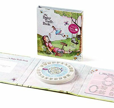 Baby Tooth Album Keepsake Flapbook, Girls