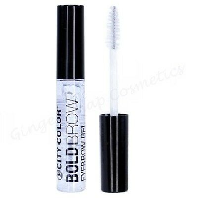 City Color Bold Brow Clear Eyebrow Gel Brow Mascara Shaping Styling Tamer Define