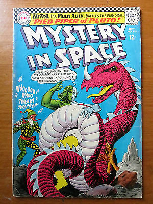 Mystery in Space #110 (Sep 1966, DC) FN-