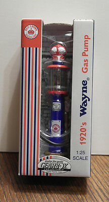 New Gearbox Red Crown Wayne 1:25 Scale 1920' S Gas Pump