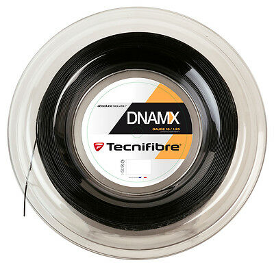 Tecnifibre Dnamx Squash String 200m Reel **New in the Tecnifibre Range**