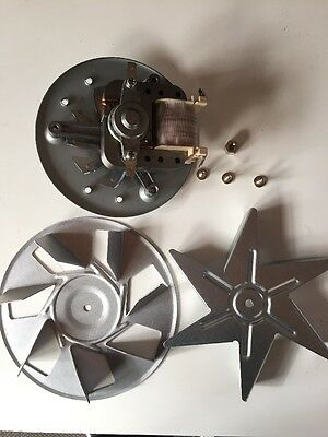 Genuine Simpson Westinghouse Oven Fan Motor Kit Part # 0214777077