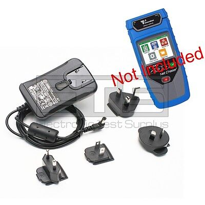 T3 Innovations PS120 Net Chaser NC950 NC950AR International Power Supply Charger