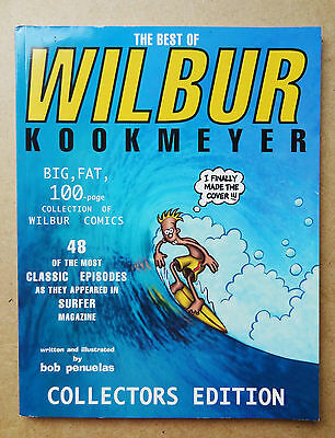 The Best Of Wilbur Kookmeyer Big Fat 100 Page Collection Of 48 Comics Surf 1999