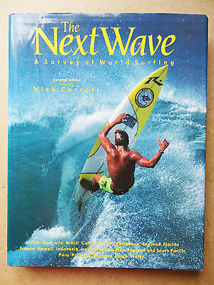 The Next Wave A Survey Of World Surfing Nick Carroll Large Hardback Surf Book