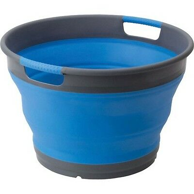 Companion Pop Up Laundry Tub - 12L, Blue