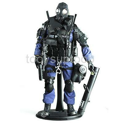 """12"""" 1/6 Military Army Combat SWAT Soldier Action Figure Model children Toy"""