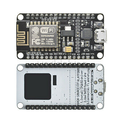 NodeMcu Lua v2 WIFI Internet of Things development board based ESP8266 CP2102