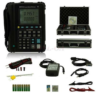 MASTECH MS7212 Process Calibrator Voltage Current Temperature Frequency Tester