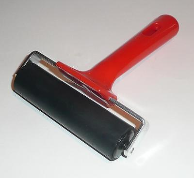 Lino Ink Paint Roller Hard Rubber Ref: 79300   Length 102mm