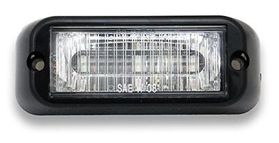 Abrams EDGE 3 LED Grille Emergency Vehicle Warning Strobe Lights - White