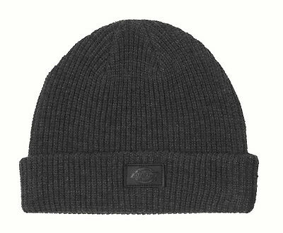 Dickies - H.S Sector Shallow Beanie Charcoal