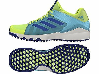 Adidas Lux Hockey Shoes - Yellow - FREE P&P