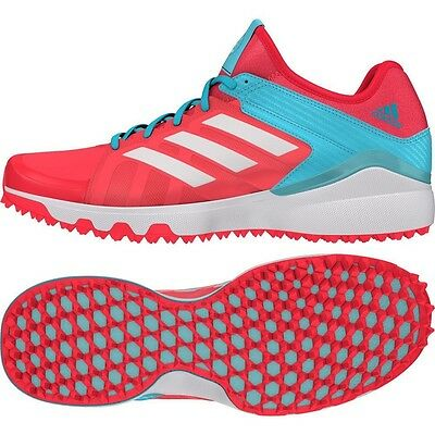 Adidas Lux Hockey Shoes - Pink - FREE P&P