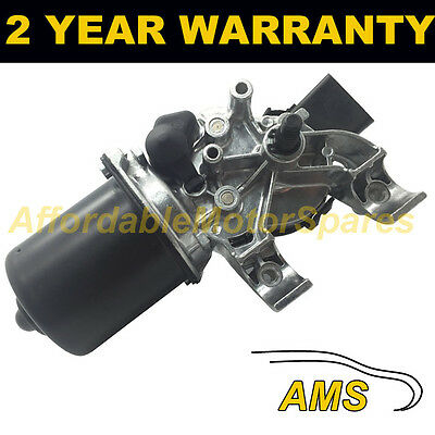 12V WINDOW WINDSCREEN WIPER MOTOR FRONT FOR RENAULT CLIO 2005 On