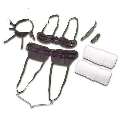 Chattanooga Txa-1 Accessory Package Traction Table Belts Lumbar Cervical