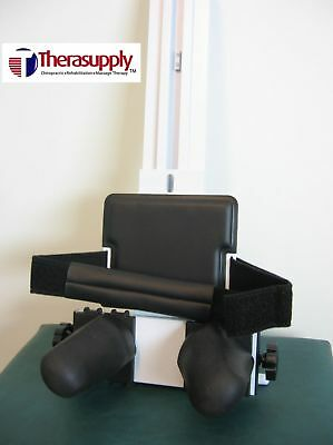 New Chattanooga Saunders 7040 Cervical Traction Table Device Includes Clevis