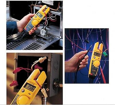 New FLUKE T5-1000 1000 Voltage Continuity Current Electrical Tester
