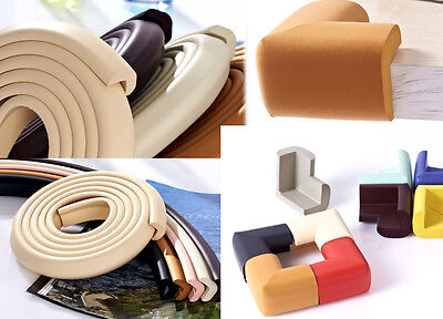 Baby safety proof table desk Edge Guard/soft foam Protector/edge corner bumpers