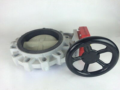 FIP FK/RM DN250 PN10 Butterfly Valve (With Steering Wheel)