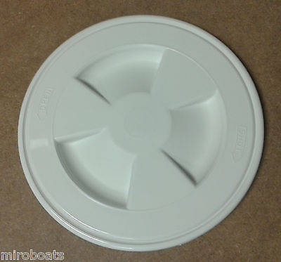 """8"""" ABS white DECK INSPECTION HATCH plastic boat boats yacht marine"""