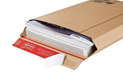 Colompac Premium Rigid Cardboard Expanding Envelopes All Sizes All Quantities