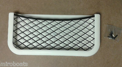 POCKET WITH NET 26 cm, DEEP, CLEAN AND CARE boat boats yacht marine