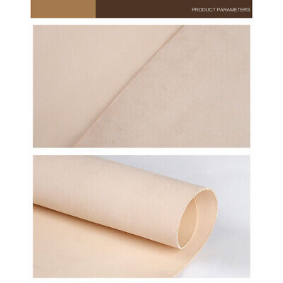 A+ Full Grain Vegetable Tanned Tooling Leather Leathercraft Natural 1/1.4/2.0mm