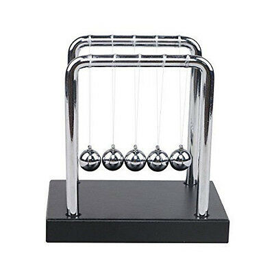 Newtons Science Energy Conservation Laws Pendulum Cradle Balance Balls