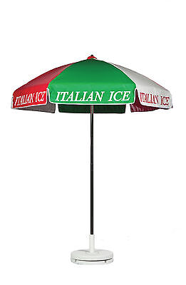 Frankford Italian Ice Cart Umbrella
