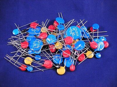 (100+ pcs.)  Varistor - Grab Bag, assorted values and voltage ratings