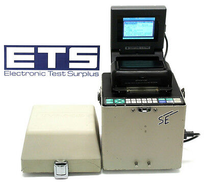 Sumitomo Type-36 Optical Fusion Splicer
