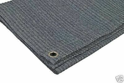 Supreme Tent Awning Groundsheet Breathable Carpet Blue, Green or Charcoal
