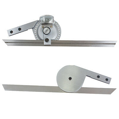 0-360 degree Universal Bevel Protractor Dial  Machinist New