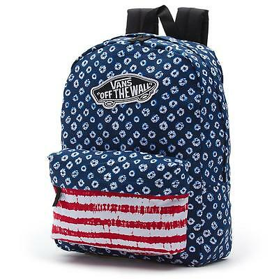 Vans Realm Backpack Rucksack Dyed Dots New Spring 2016 BNWT