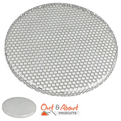 Camp Oven Trivet Steel 19cm 4.5 Quart and Over Camping Cooking Camp Oven New