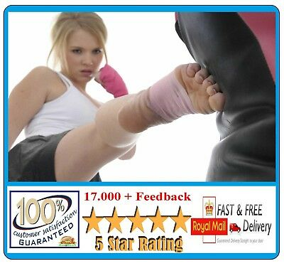 (Md235) Kickboxing Bootcamp Train Exercise Program Learn Workout Weight Fat Loss