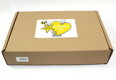 Bath Bomb Making Kit by Bee Beautiful - various scents
