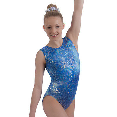 "Milano Pro Sport Gymnastic Leotard SATURN BODICE 77615  Sizes 26""-36"" - NEW"