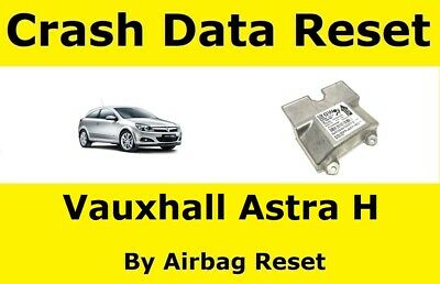 Vauxhall Astra H Mk5 Airbag Module Reset Service By Post